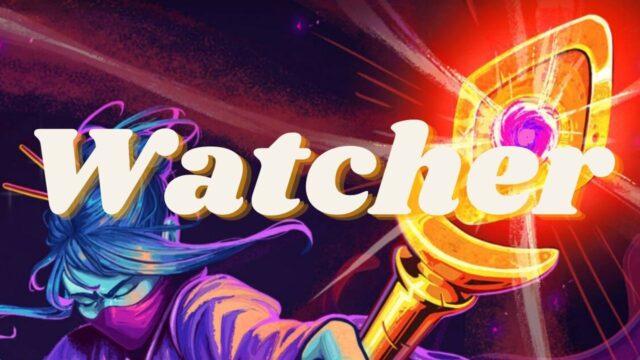 ウォッチャーキャラクター画像
